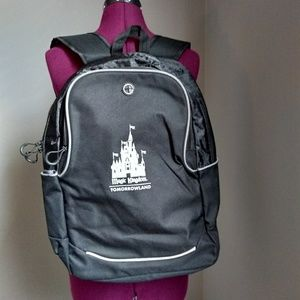 Handbags - Magic Kingdom Tomorrowland Black Backpack